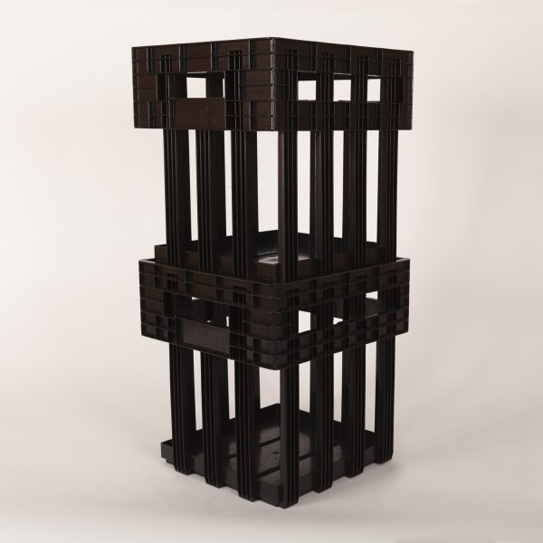 15doz Plastic Egg Crate