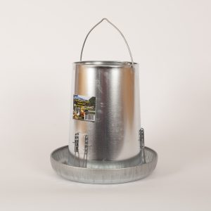 25lb Galvanized Feeder