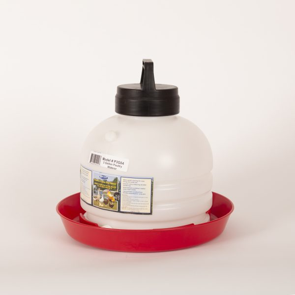 3 Gallon Top Fill Waterer