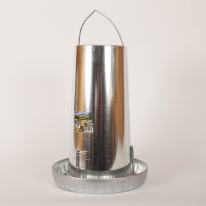 50lb Galvanized Feeder